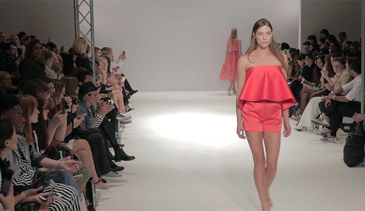 London Fashion Week project