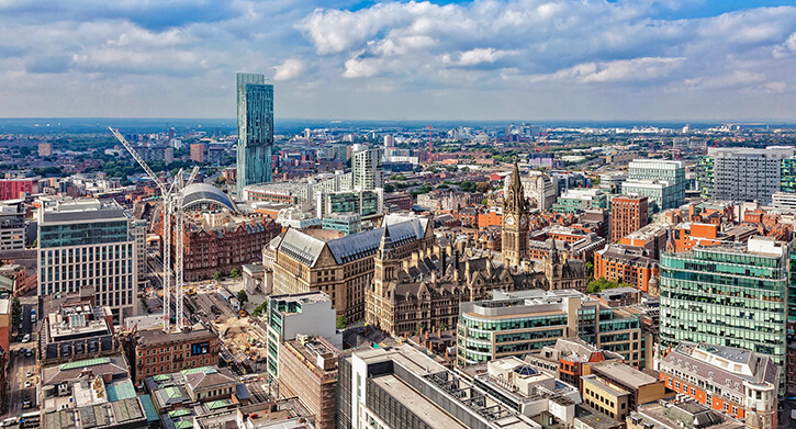 Corporate Video Production in Manchester