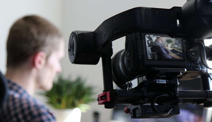 Event video production for businesses